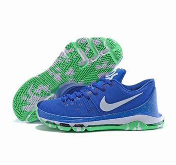 Nike KD 8 EP Keivn Durant Shoes Blue Shoes