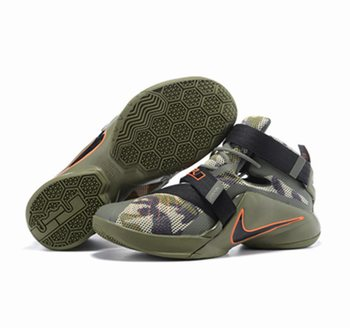 Nike Lebron James 9 Soldier Camouflage