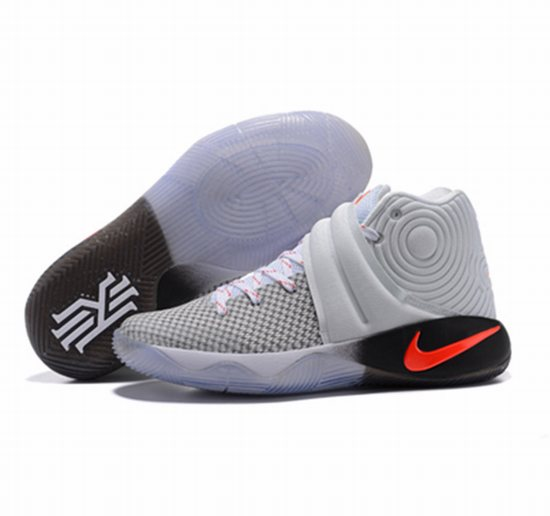 newest 8e16b 08330 Kyrie 2 shoes grey red white, Kyrie Irving Shoes, Kyrie ...