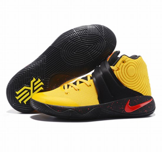 e4461177bcf7 Kyrie 2 shoes yellow black red