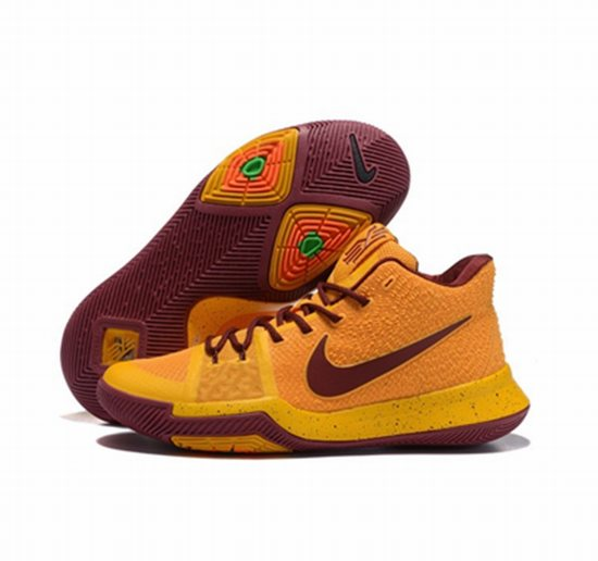 15a56f26809c5f Nike Kyrie Irving Shoes 3 yellow red